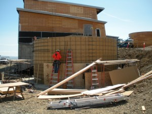 Haydn Planetarium Construction Started