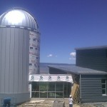 Residential Observatory Near Completion