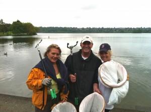 Sherrie Dixon, Todd Young, Lori Lizotte