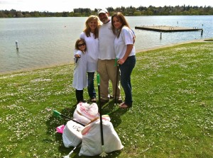 Green Lake Litter Patrol