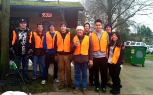 1-27-13 Litter Crew