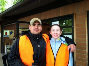 Father & Daughter- 5-26-13