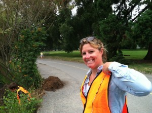 Green Lake Litter Patrol  7-21-13