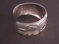Diving Eagle bracelet understated but elegant